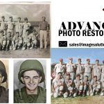 Advanced Photo restoration services to restore your old photos