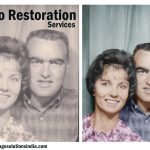 Photo Restoration Services to your old photos