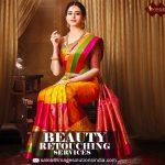 Beauty Retouching Services | Glamour Retouching Services | Fashion Model Skin Retouching