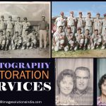 Digital Photo Restoration Services | Photo Restoration Service to Restore Old Damaged Photos