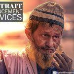 Portrait Enhancement Services | Portrait Editing and Retouching Services