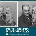 Photo Restoration Services | Repair Old, damaged and Faded Images