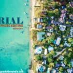 Aerial Photo Retouching for Aerial Photography