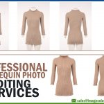Mannequin Photo Editing Services