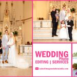 Wedding Photo Editing Services | Post Processing and Image Retouching