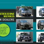 Used Cars Photo Retouching Services